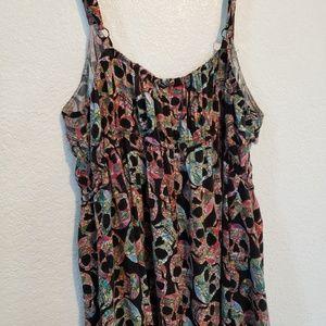 Torrid | Skull Dress